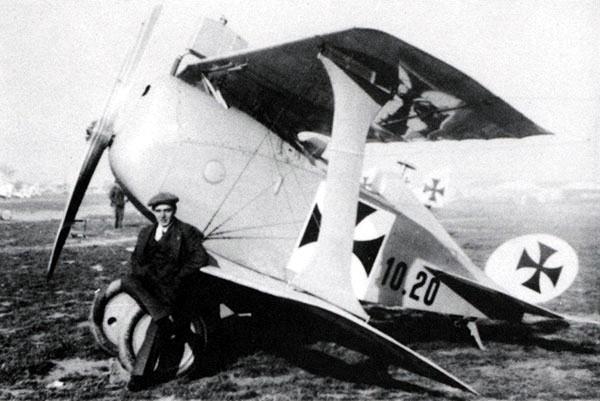 les avions prototypes Dfw-t210