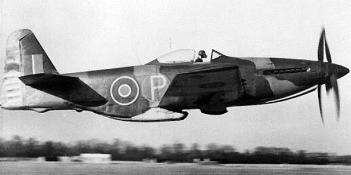 les avions prototypes Gmb510
