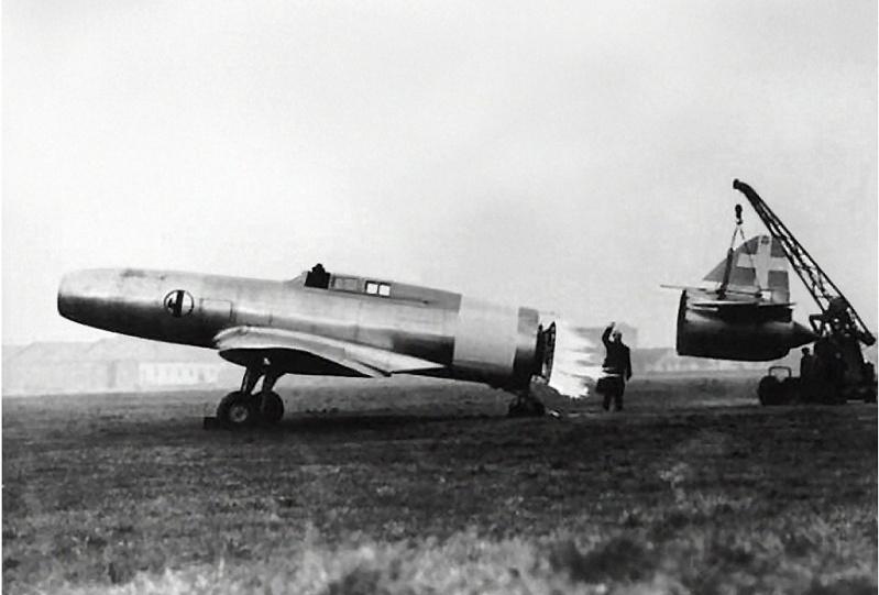 les avions prototypes Gn1-310