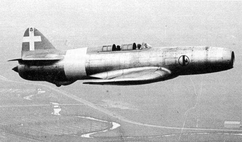 les avions prototypes Gn1-in10