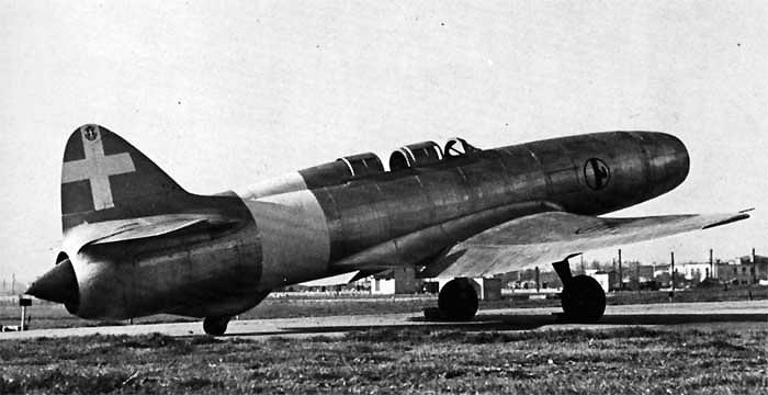 les avions prototypes Gn110