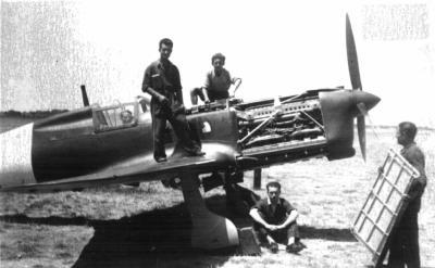 les avions prototypes Sai_am10