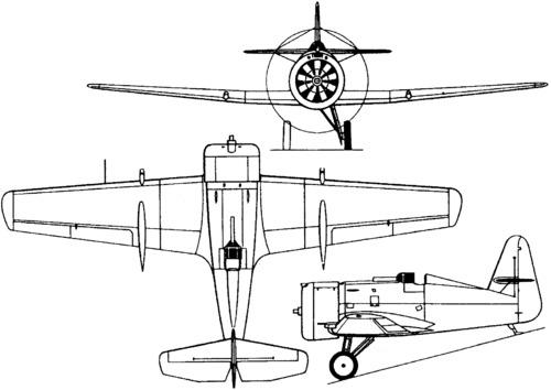 les avions prototypes Tupole10