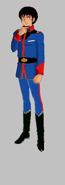 type d'uniforme CTC  Gundam12