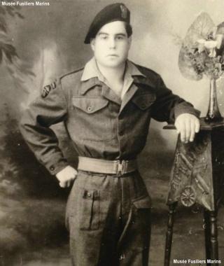 Décès de René Rossey, ancien du commando Kieffer 13221111