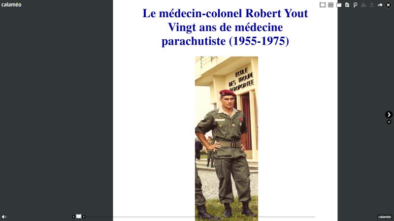 décès du médecin colonel Robert Yout Captur11