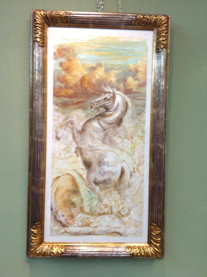 Picasso - Mirò - Nunziante - Bruges (B) 27 Giugno- 27 Settembre 2016 0110