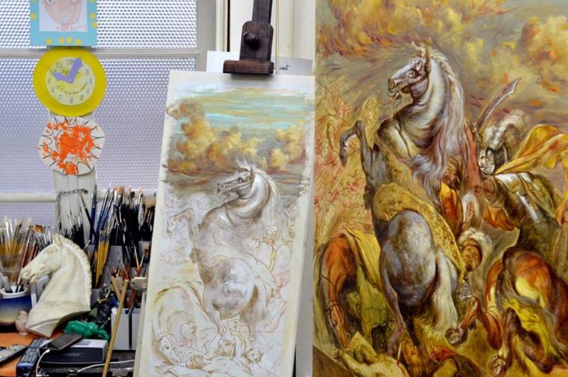 Picasso - Mirò - Nunziante - Bruges (B) 27 Giugno- 27 Settembre 2016 12938310