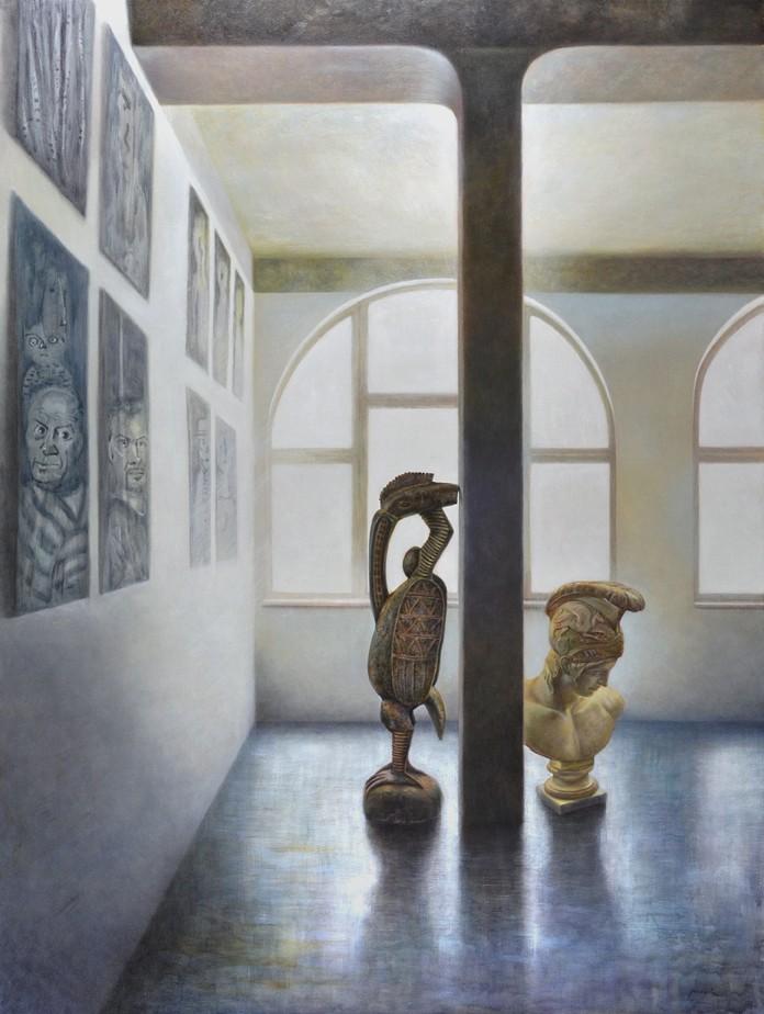 Picasso - Mirò - Nunziante - Bruges (B) 27 Giugno- 27 Settembre 2016 2016_i13