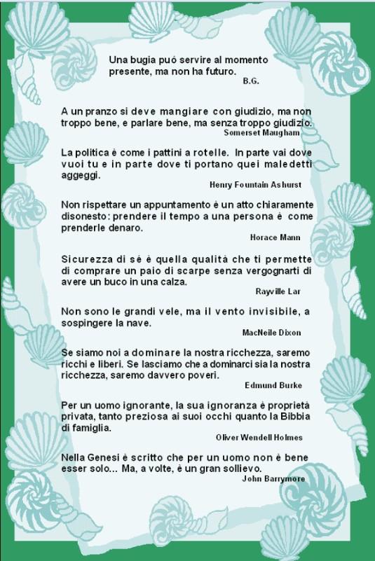 A F O R I S M I - Pagina 6 2009-011