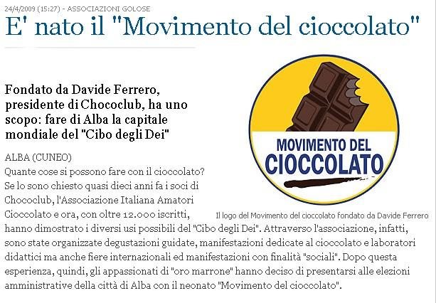 """the week's news"" Ciocc10"