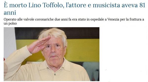 Addio a Lino Toffolo Toffol10