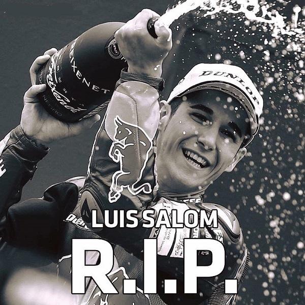 Addio a Luis Salom Vale27