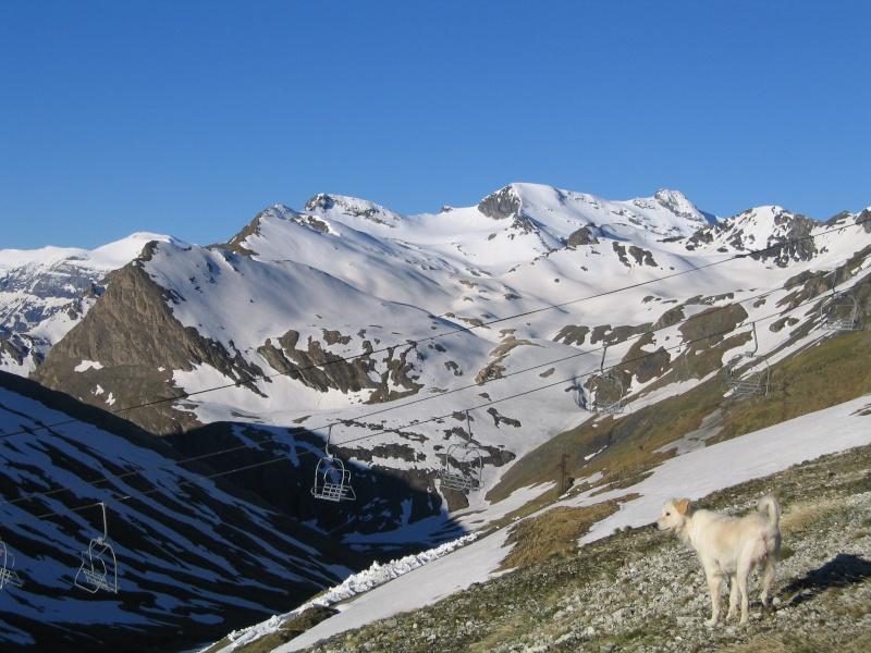 Col de l'Ouille Noire à skis, samedi 13 juin 2009 2009_011