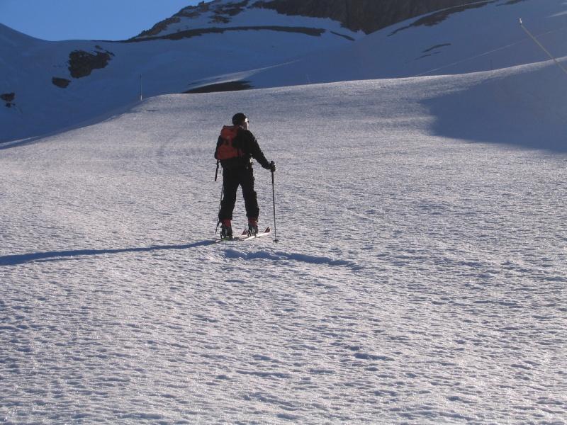 Col de l'Ouille Noire à skis, samedi 13 juin 2009 2009_015