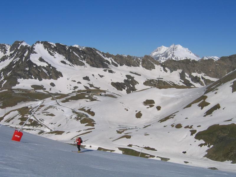 Col de l'Ouille Noire à skis, samedi 13 juin 2009 2009_019