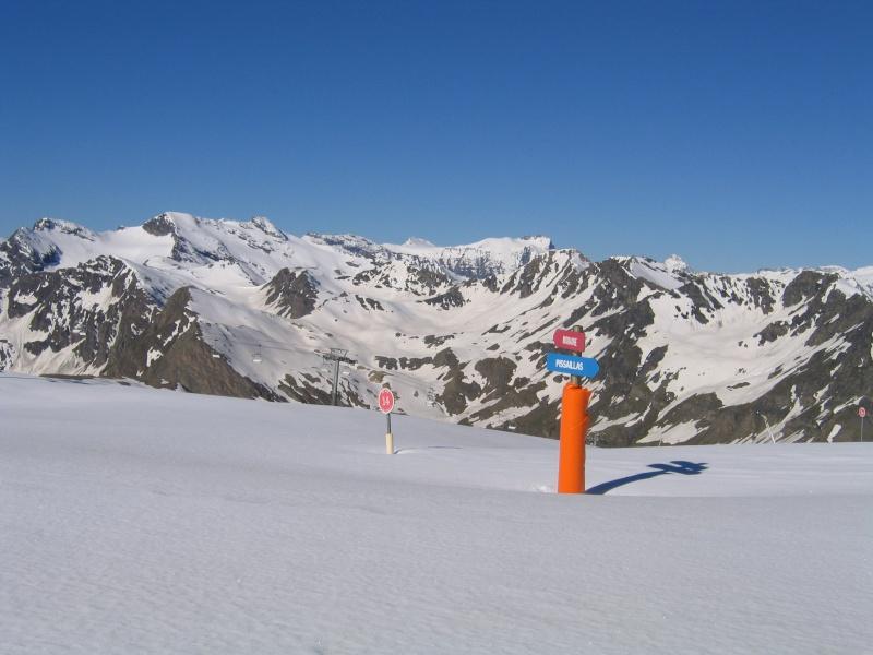 Col de l'Ouille Noire à skis, samedi 13 juin 2009 2009_020