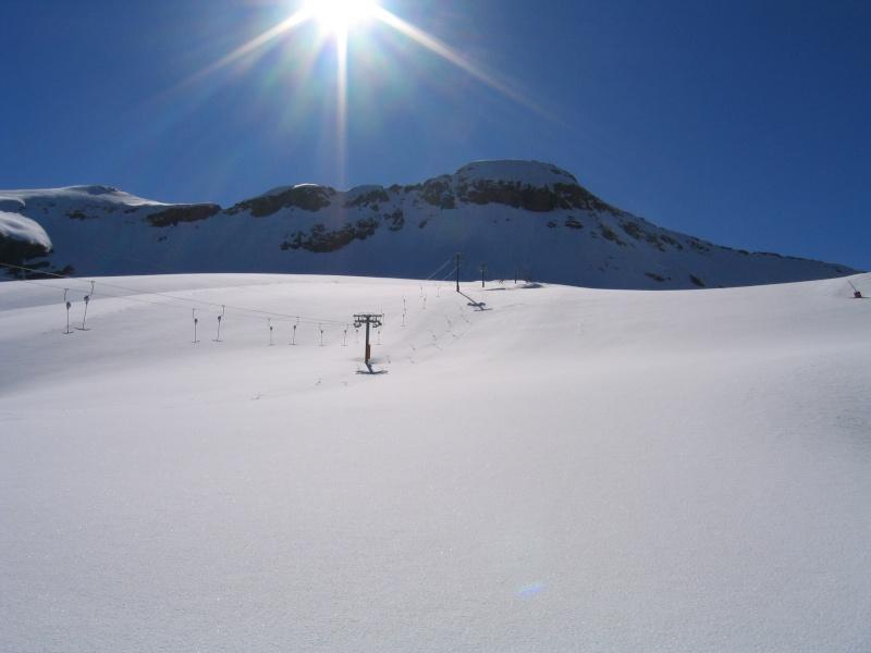 Col de l'Ouille Noire à skis, samedi 13 juin 2009 2009_022
