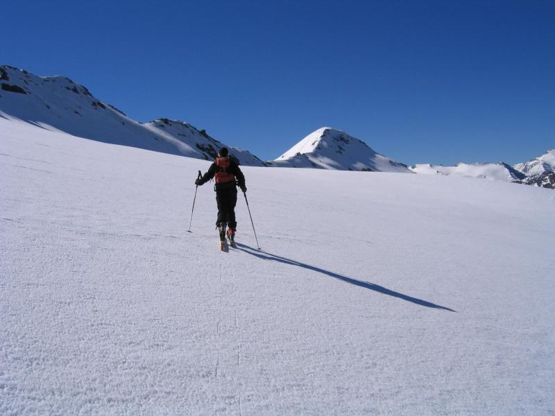 Col de l'Ouille Noire à skis, samedi 13 juin 2009 2009_024