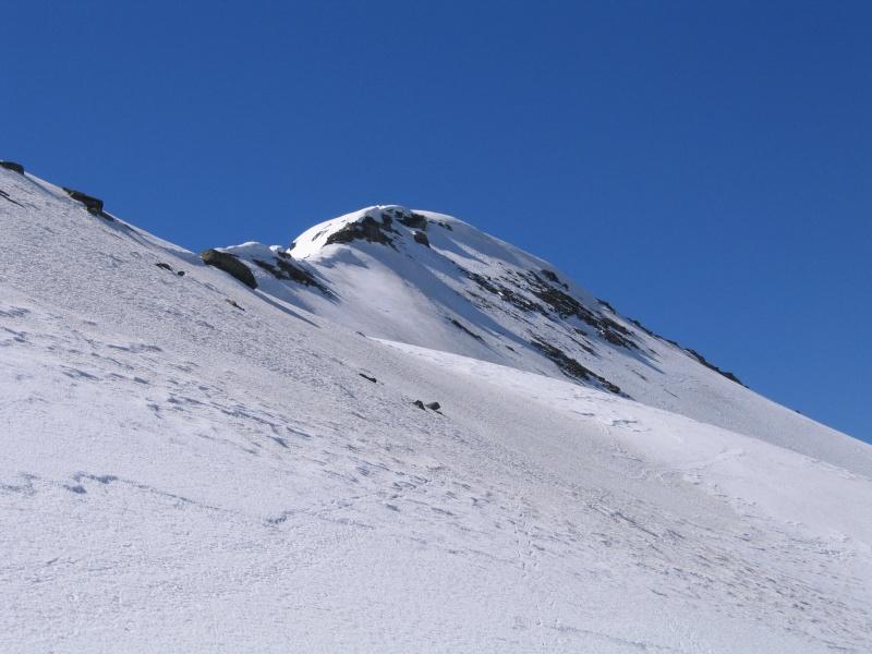 Col de l'Ouille Noire à skis, samedi 13 juin 2009 2009_025