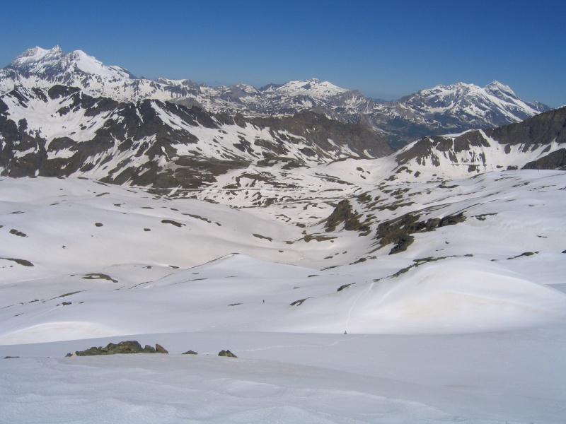 Col de l'Ouille Noire à skis, samedi 13 juin 2009 2009_026