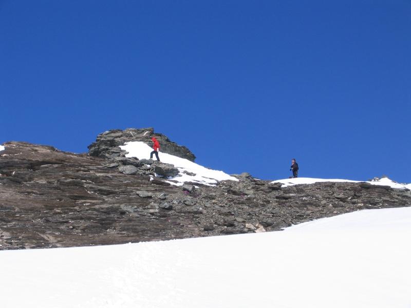 Col de l'Ouille Noire à skis, samedi 13 juin 2009 2009_027
