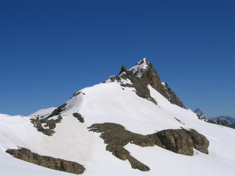 Col de l'Ouille Noire à skis, samedi 13 juin 2009 2009_028