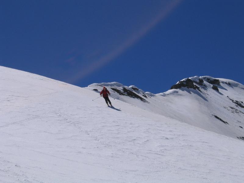 Col de l'Ouille Noire à skis, samedi 13 juin 2009 2009_032