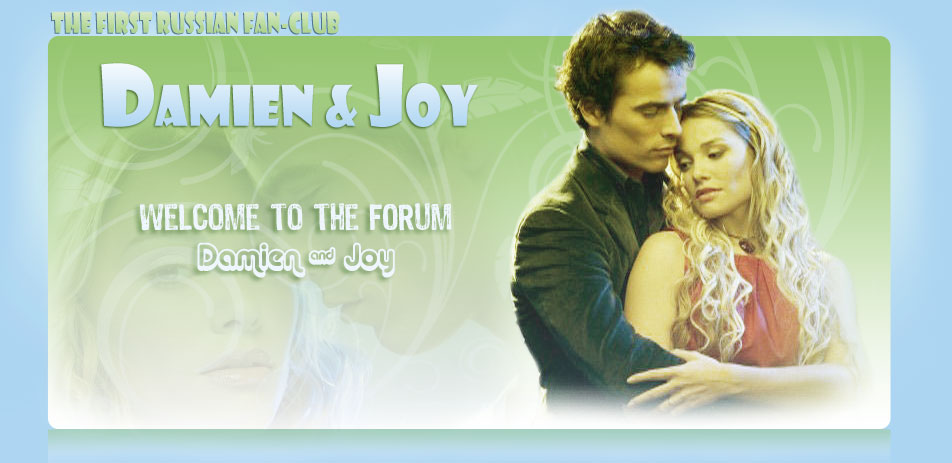 Damien & Joy Forum