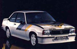Opel Ascona et Manta 400 5215_110