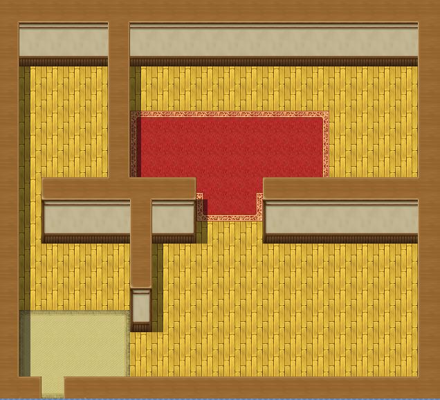 Les bases: un intérieur en RTP Remap10