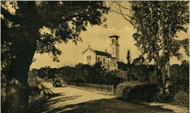 Petite histoire sur la Chapelle de Valescure Chapel10