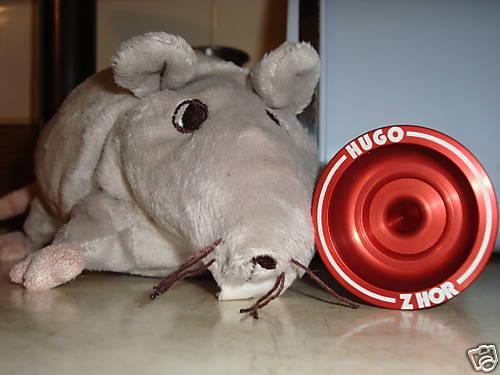 Hugo Z Hor Bbqyeg10