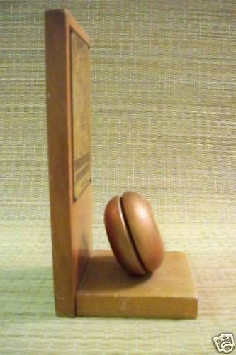 1949 DUNCAN YO-YO Contest Champion Trophy Bdefsw10