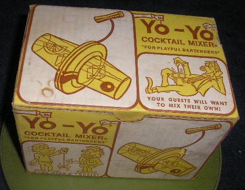 ebay 1960s Yo-Yo Cocktail Mixer Martini Mixer  110410470959 P8210310