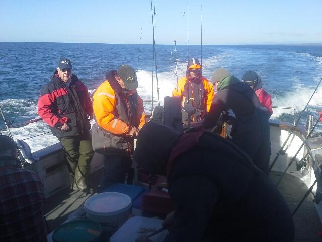 a few pics of club members boat fishing this year so far 20160413