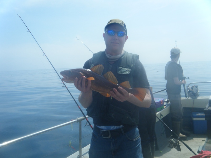 a few pics of club members boat fishing this year so far Dscf2019