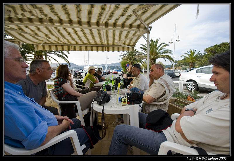 8 et 9 mai 2009 - Sortie Salins d'Hyères et Porquerolles - Page 4 Toulon11