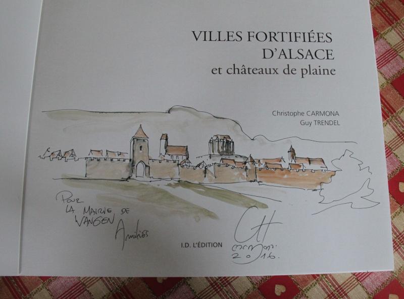 """La """"ville"""" de Wangen  avant la guerre de trente ans, imaginée et illustrée par Christophe Carmona Img_3919"""