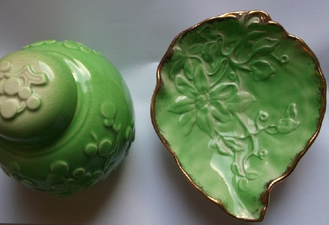 Lemon and Lime Ginger Jars ..... Dscf2917