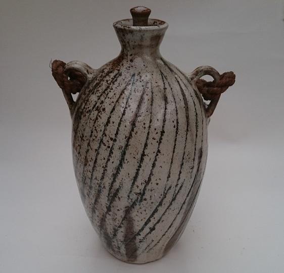 Michael Block Salt Glazed Vase Michae10