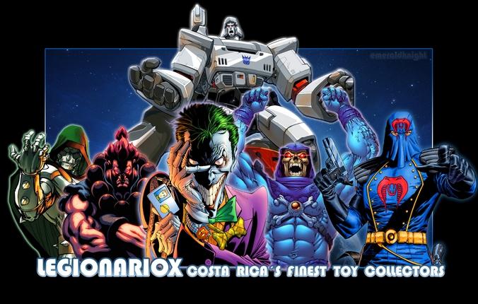 Toy`s Con 2009 y Legionariox Villan10
