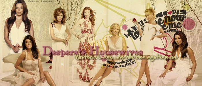 ● DESPERATE HOUSEWIVE ●