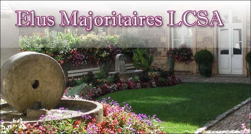 Elus Majoritaires LCSA