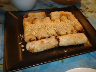 ce soir on mange chinois Nems10