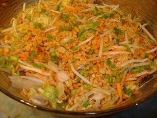 ce soir on mange chinois Salade10