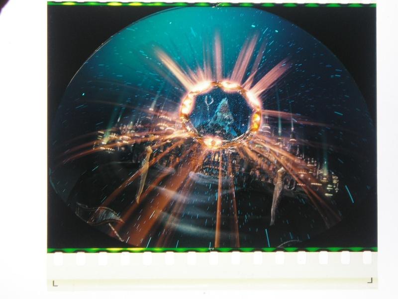 """Bloc pellicule """"Le défi d'Atlantis"""" P5234010"""