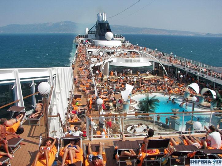 Croisière en méditerrannée 20090210