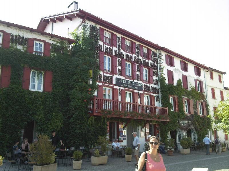 Balade au pays basque - Bureau de poste biarritz ...