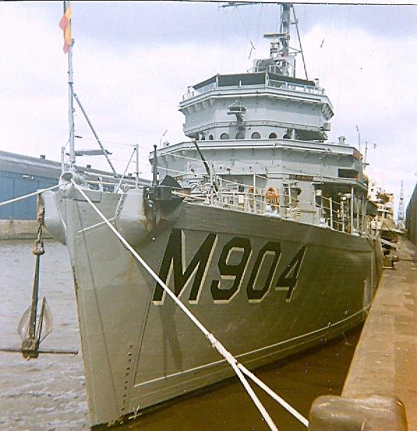 M904 DE BROUWER Gp811